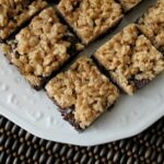 Chewy Cookie Crunch Bars