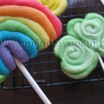 St Patricks Day Cookies Rainbows