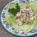 Leftover Chicken Salad