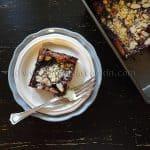 Blackberry Cream Cheese Coffee Cake and Mini Cakes