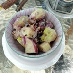 Cinnamon Apple Potato Salad
