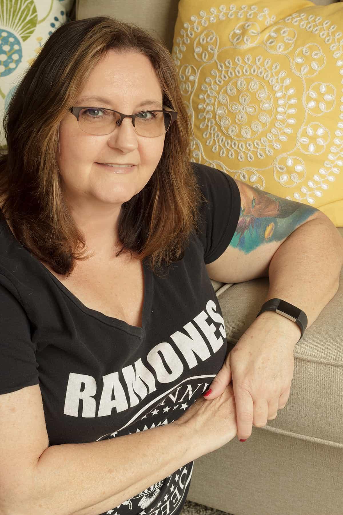Amanda Formaro of Amanda's Cookin'