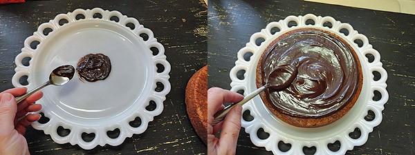 Cake step1
