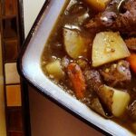 Beef Stew with Parsley, Sage, Rosemary & Thyme