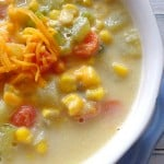 Simple Corn Chowder