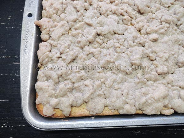 Homemade Crumb Cake