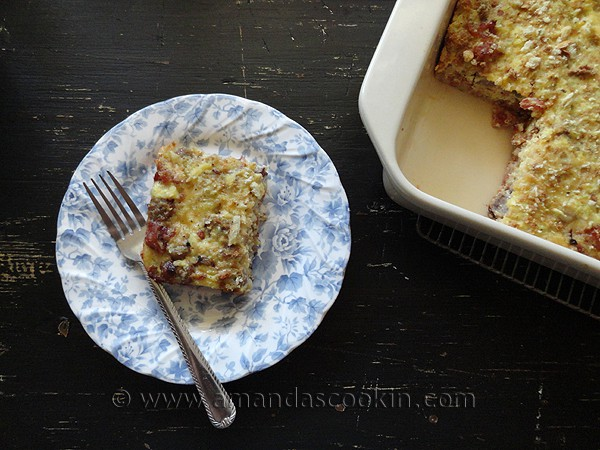 recipe: breakfast casserole with stuffing [14]