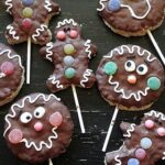 Rice Krispy Treat Gingerbread Men