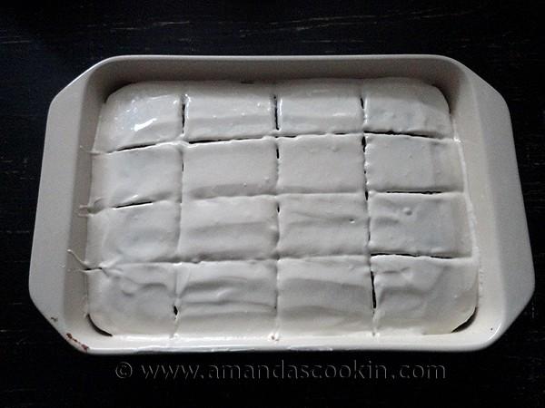 Low Fat Carrot Cake