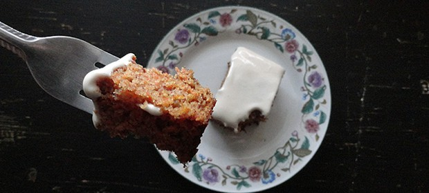 Low Fat Carrot Cake Topping Recipe