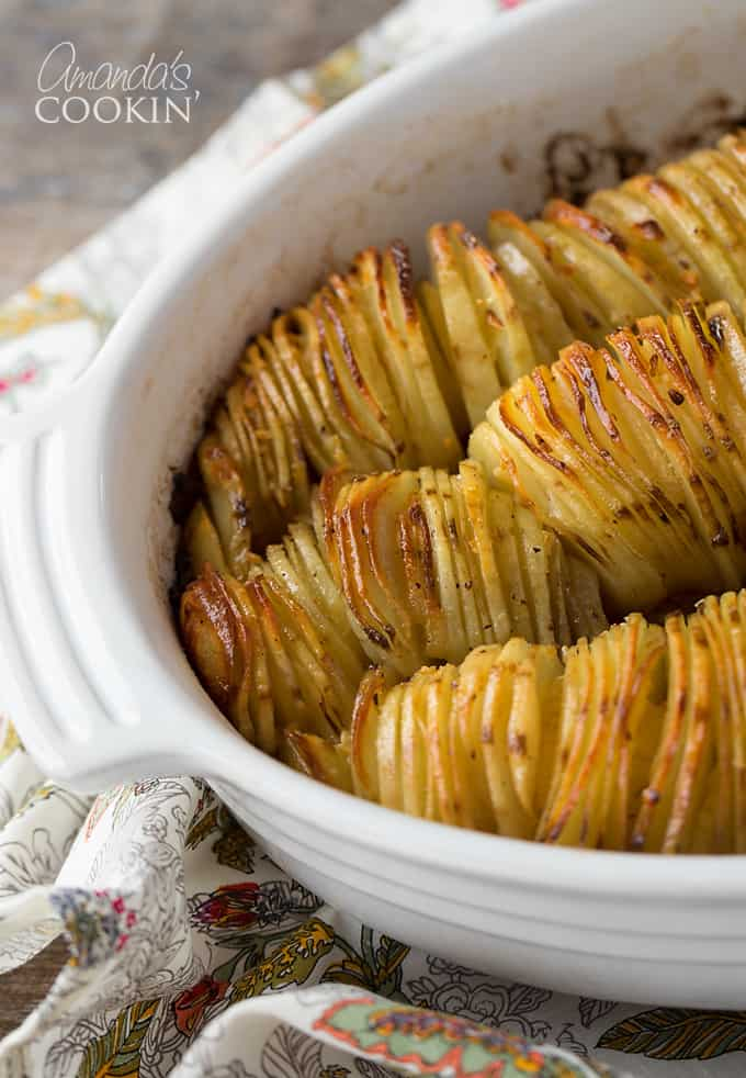 Delicious and tender Crispy Roast Potatoes