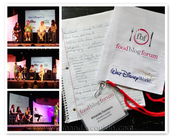 Food Blog Forum: Orlando, Disney, and a Heart Felt Thank You