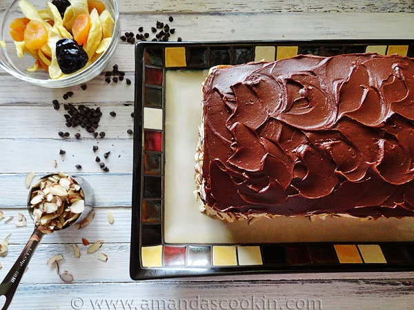 Cassata Cake