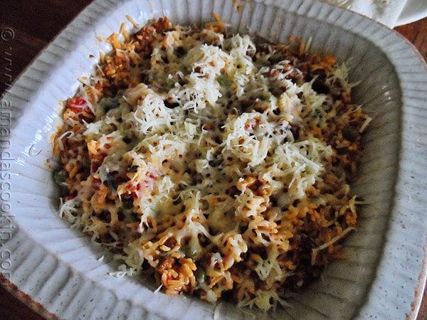 Chorizo & Rice Soft Tacos
