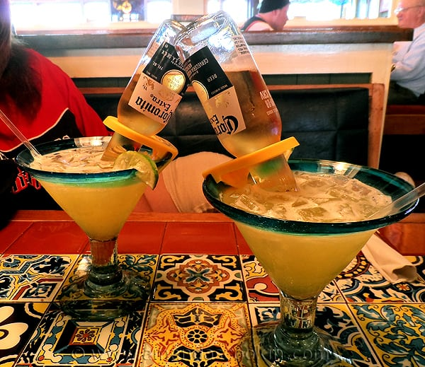 Tamme and I Chilis CoronaRita