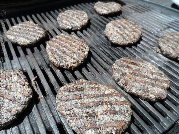 Portobello Salisbury Steaks