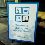 Cooking with Windows Phone Event