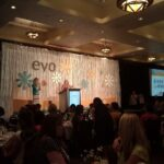 Dinner at #evoconf sponsored by @southwestair