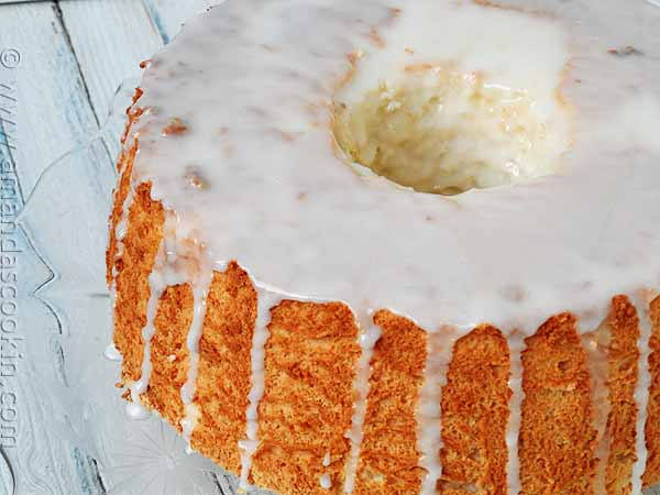 Angel Food Cake Icing Recipe Powdered Sugar