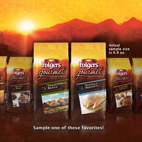 Folgers Gourmet Selections and Keurig Machine Giveaway!