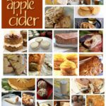30+ Apple Cider Recipes for Fall