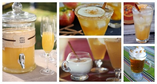 Apple Cider Beverage Recipes - AmandasCookin.com