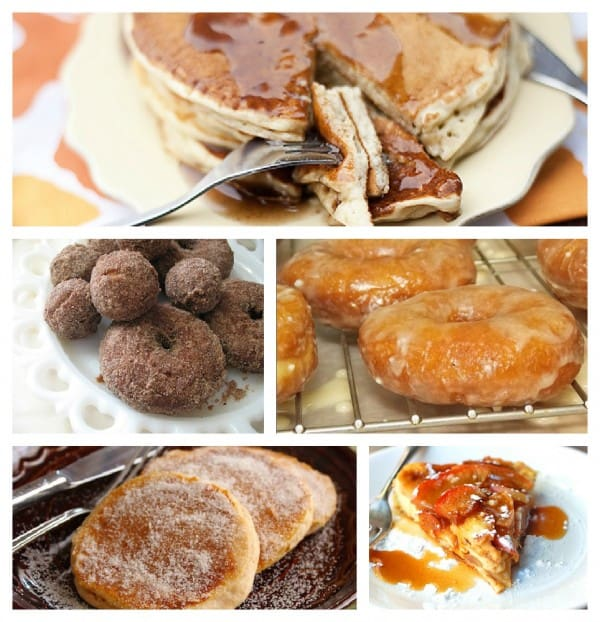 Apple Cider Breakfast Recipes - AmandasCookin.com
