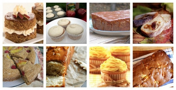 Apple Cider Cake and Cupcake Recipes - AmandasCookin.com