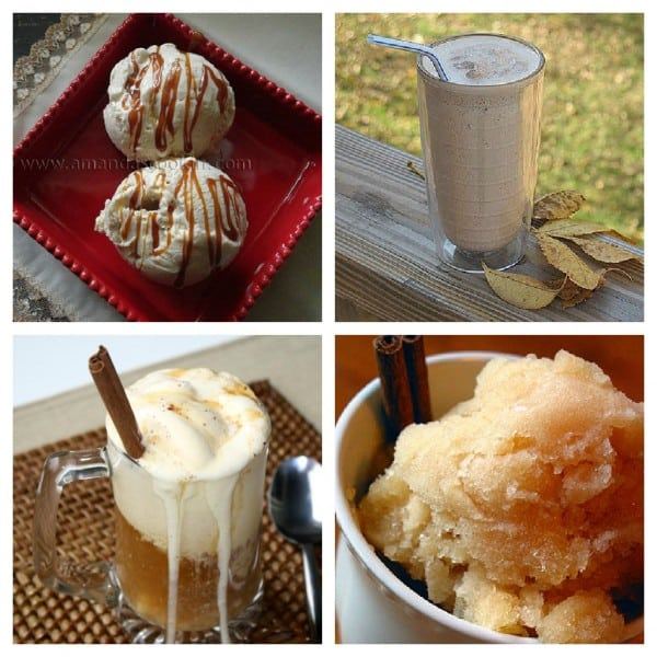 Apple Cider Frozen Treat Recipes - AmandasCookin.com