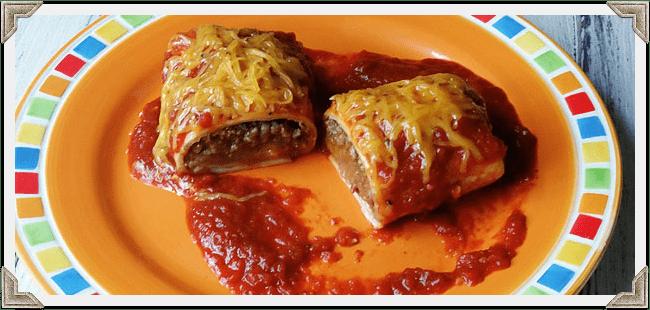 Taco Bell Enchirito Copycat