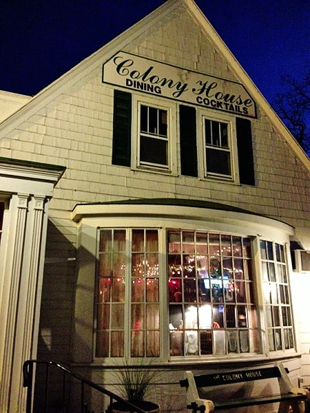Colony House restaurant