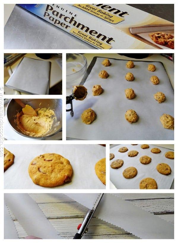 Pumpkin Cinnamon Chip Cookies - AmandasCookin.com