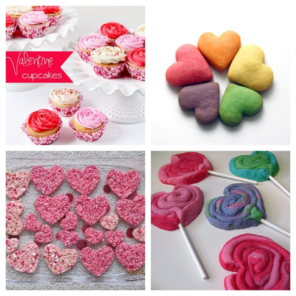 Valentine edible ideas