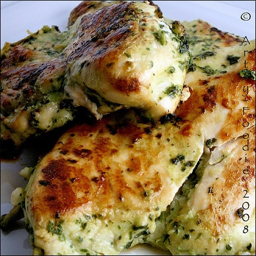 15 Chicken Recipes for Dinner - Cilantro Thai Grilled Chicken