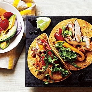 15 Chicken Recipes for Dinner - Garlic-Chipotle Chicken Tacos