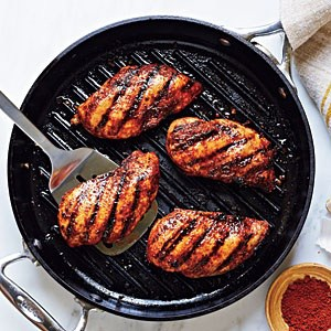 15 Chicken Recipes for Dinner - Spice Rubbed Grilled Chicken