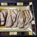 The Best Sirloin Pork Roast at AmandasCookin.com @amandaformaro