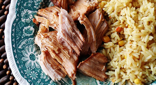 Slow Cooker Oriental Pork Roast