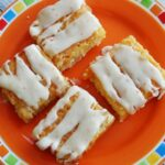 Tropical Dream Dessert Bars from AmandasCookin.com @amandaformaro