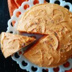 Orange Poke Cake from AmandasCookin.com @amandaformaro