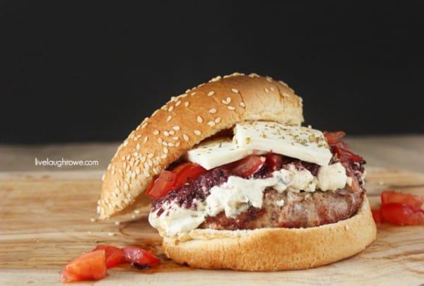 Delicious-Greek-Burger-with-livelaughrowe.com_