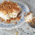 Pineapple Dream Dessert at AmandasCookin.com @amandaformaro