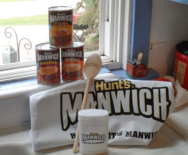 Manwich and a Giveaway