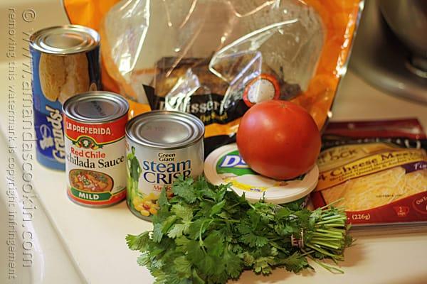 Chicken Enchilada Empanadas @amandaformaro Amanda's Cookin'