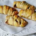 Apple Cranberry Pocket Pies @amandaformaro Amanda's Cookin'