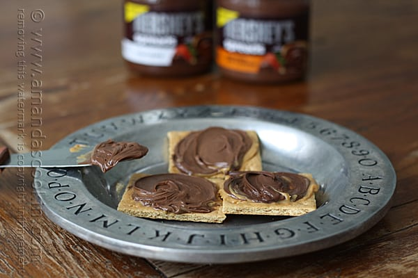 My Favorite Pairing: Hershey's Spreads