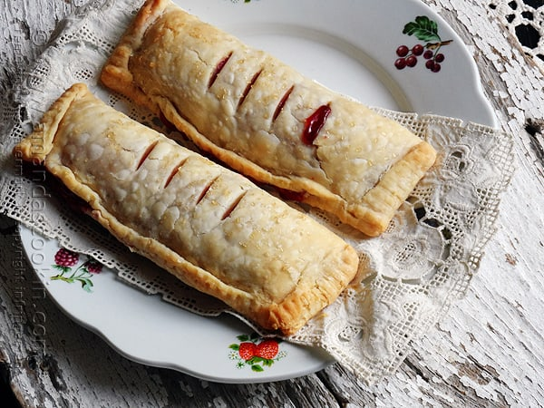 McDonalds Cherry Pie Copycat @amandaformaro Amanda's Cookin'