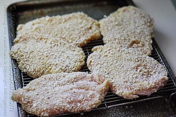 Chicken Parmesan @amandaformaro Amanda's Cookin'