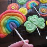 St. Patrick's Day Cookies: Rainbows, shamrocks and gold