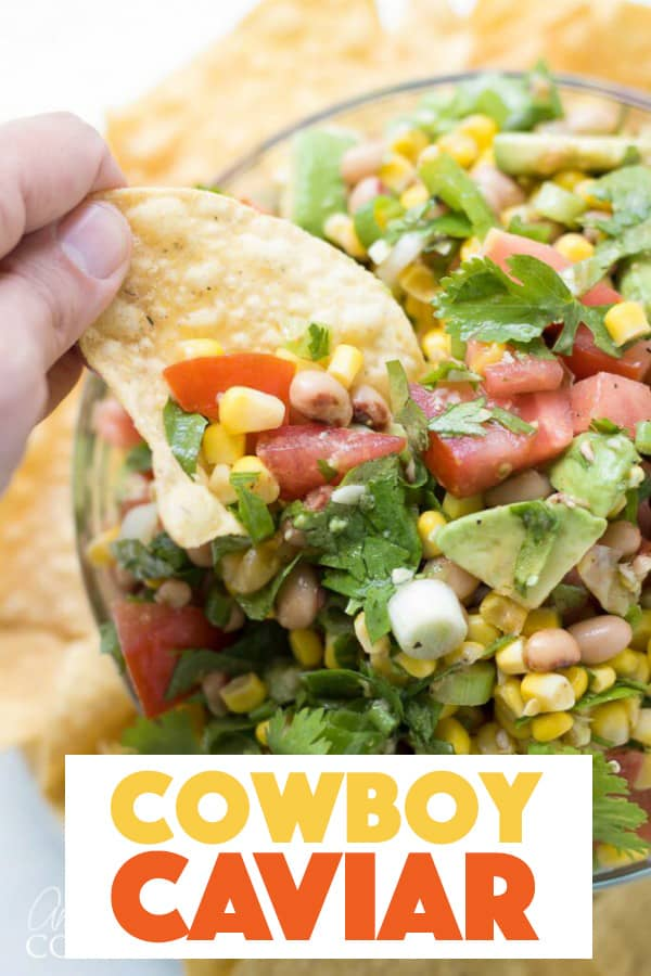 cowboy caviar recipe with black eyed peas